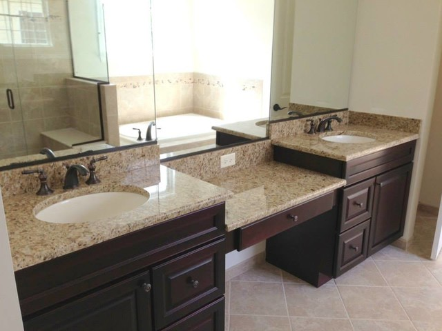 Vanity Tops And Side Splashes Deluxe Granite Ltd Your